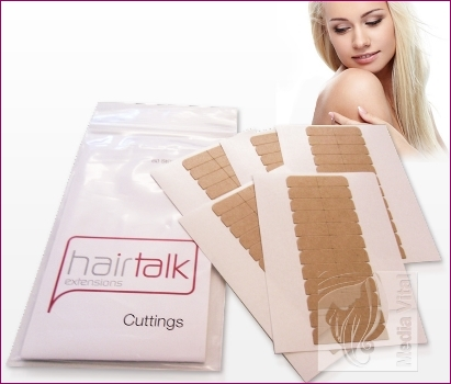 Hairtalk extensions zopf