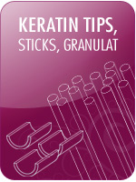 Keratin Sticks Tips Keratingranulat Keratin Nuggets Grain Glue Sticks