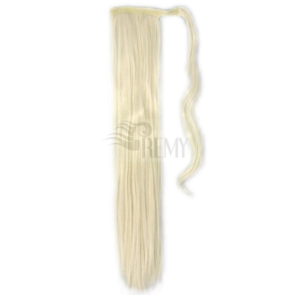 Haarteil-Zopf-Pferdeschwanz-Haarverlaengerung-Haarverdichtung-GLATT-30-cm-60-cm