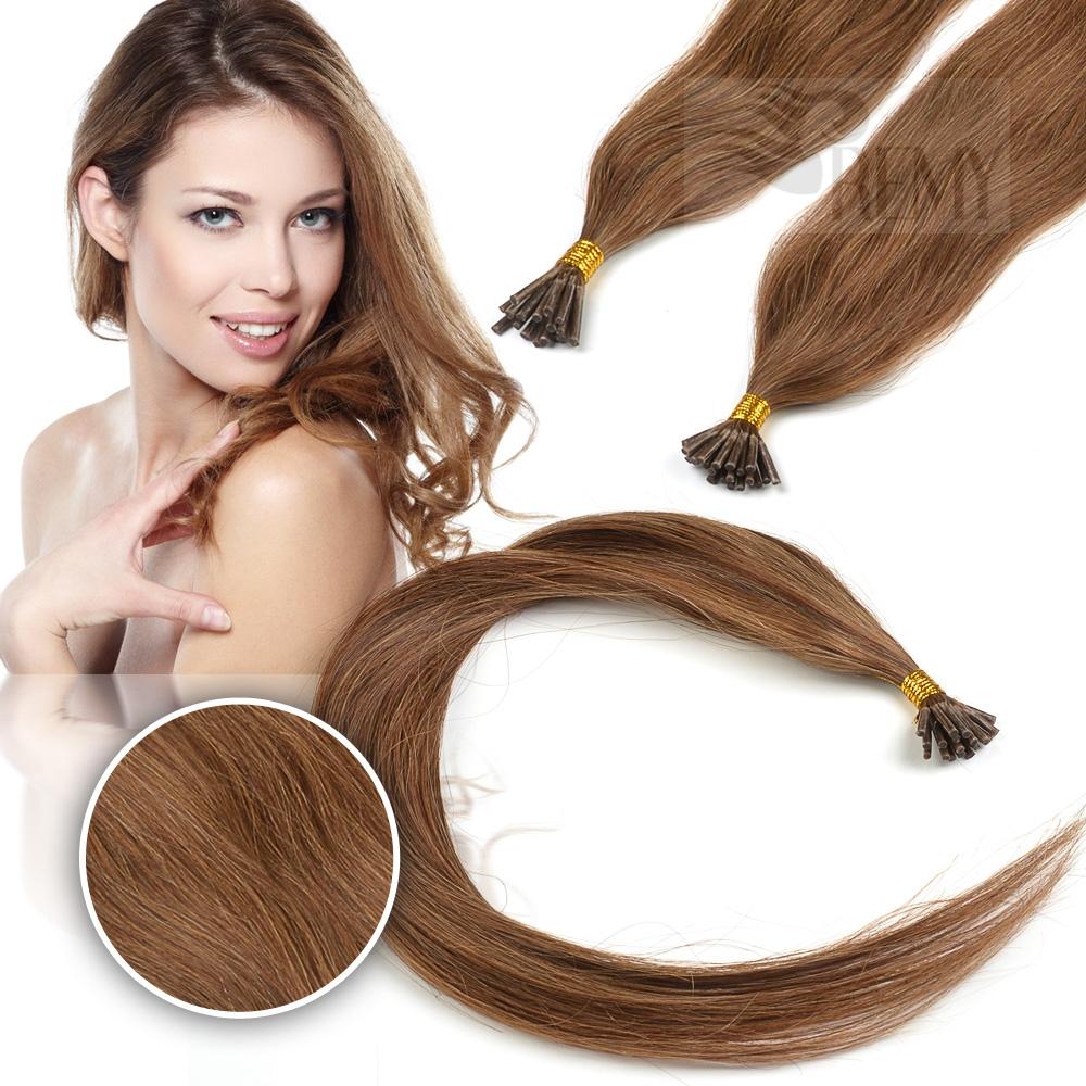 keratin bonding hair extensions 100 remy echthaar str hnen haarverl ngerung. Black Bedroom Furniture Sets. Home Design Ideas